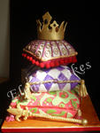 Royal Pillows Cake